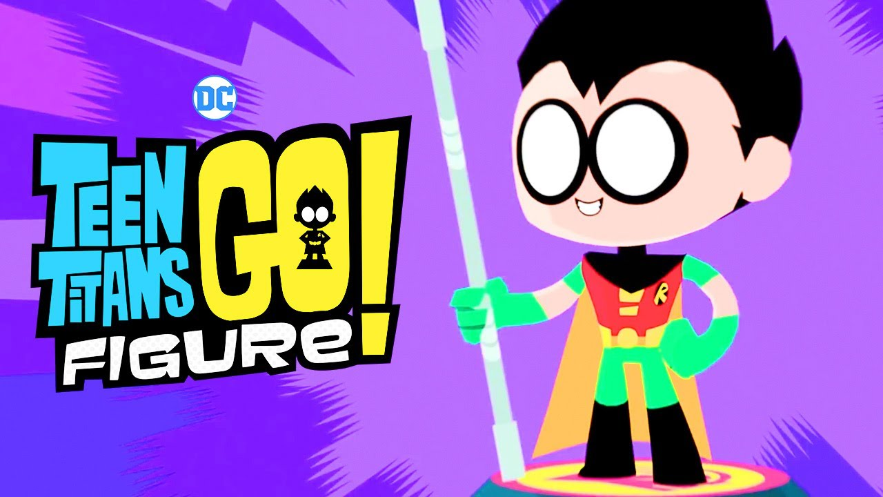 Cartoon Network Lanca Teen Titans Go Figure Para Android E Ios