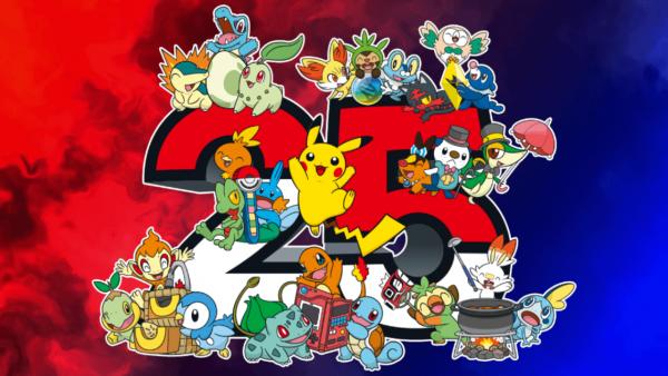 25 anos de Pokémon