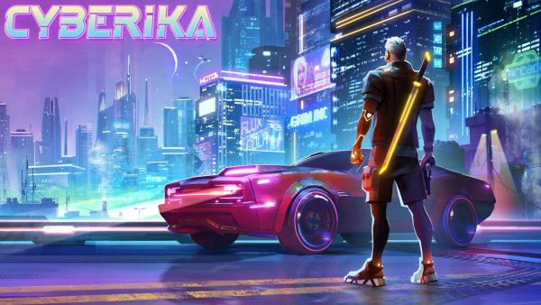 Cyberika: MMORPG cyberpunk